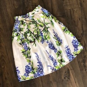 Dresses & Skirts - Floral Skirt | Small